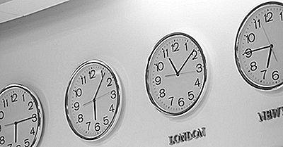 Wie Viele Zeitzonen Hat Die Welt?