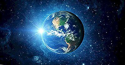 Hur Mycket Väger Jorden?