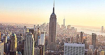 Quelle Est La Taille De L'Empire State Building?