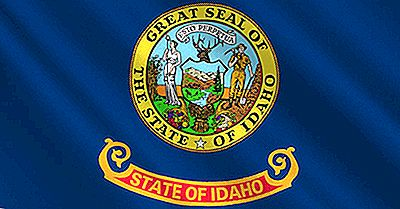 Bandeira Do Estado De Idaho