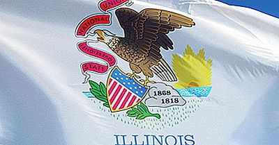 Bandera Del Estado De Illinois