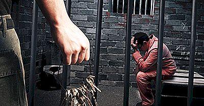 Tassi Di Incarcerazione Per Paese
