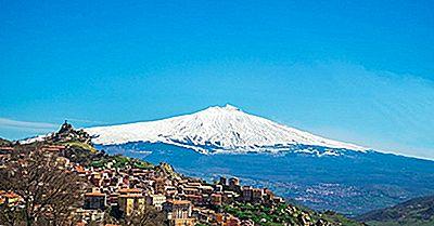 Faits Intéressants Sur L'Etna