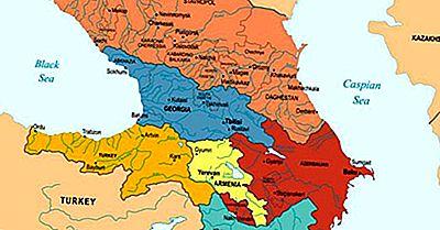 Är Armenien I Europa Eller Asien?