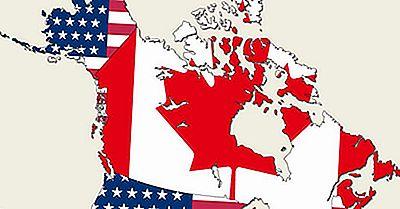 O Canadá É Parte Dos EUA?