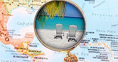 Wird Die Karibik Als Nordamerika Betrachtet?