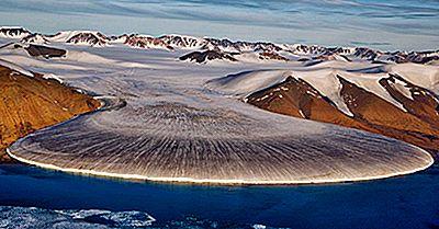 A Groenlândia É Um Continente?
