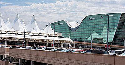 Les Plus Grands Aéroports Des États-Unis