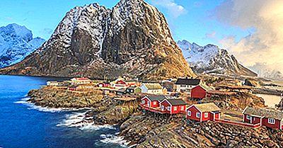 De Største Archipelagos I Verden