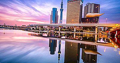 Maiores Cidades Da Ásia