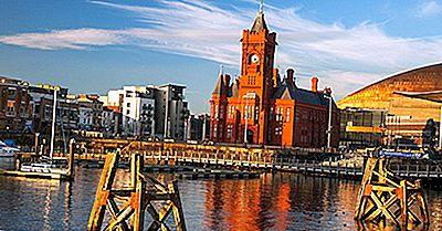 Cele Mai Mari Orașe Din Țara Galilor
