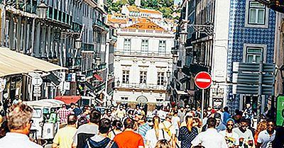 Os Maiores Grupos Étnicos Em Portugal