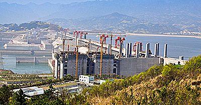 Die Größten Wasserkraftwerke In China