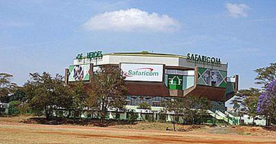 Die Größten Indoor-Arenen In Afrika