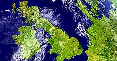 Las Islas Más Grandes De Europa Por Área