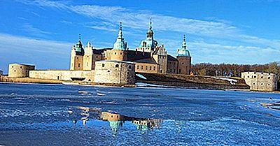 Las Islas Más Grandes De Suecia