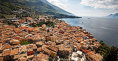 Les Plus Grands Lacs D'Italie