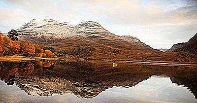 I Più Grandi Laghi In Scozia