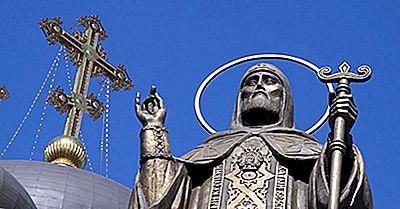 Las Catedrales Ortodoxas Más Grandes Del Mundo