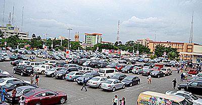 Los Centros Comerciales Más Grandes En Nigeria