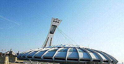 Os Maiores Estádios Esportivos Do Canadá