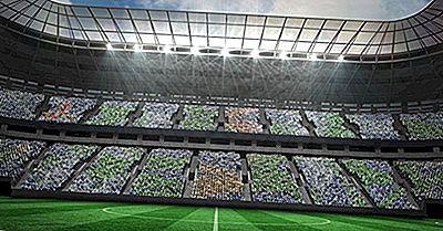 Los Estadios Más Grandes En África Por Capacidad