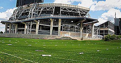 Los Estadios Más Grandes De América Del Norte