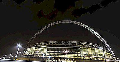 Os Maiores Estádios Do Reino Unido