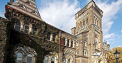 Las Universidades Más Grandes De Canadá Por Inscripción