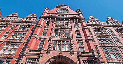 Les Plus Grandes Universités Du Royaume-Uni Par Inscription
