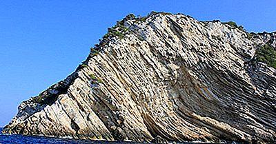 Les Îles Habitées Les Moins Peuplées De Croatie