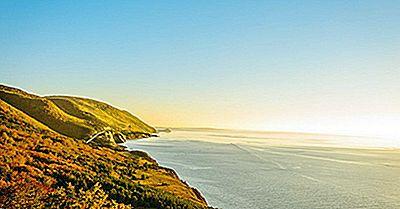 Cele Mai Lungi Coaste Din America De Nord