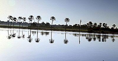 I Fiumi Più Lunghi In Africa