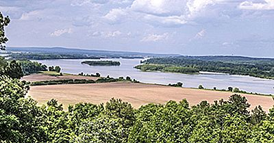 I Fiumi Più Lunghi In Arkansas
