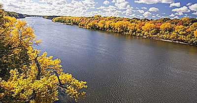 I Fiumi Più Lunghi Del Minnesota