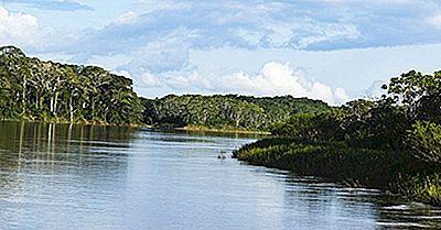 Die Längsten Flüsse In Südamerika