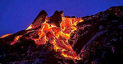 Grandes Erupções Do Vulcão Kilauea