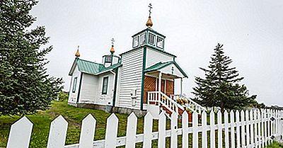 Grandes Religiones De Alaska