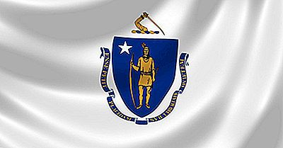 Drapeau De L'État Du Massachusetts