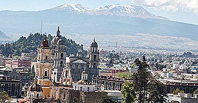Les États Les Plus Peuplés Et Les Moins Peuplés Du Mexique