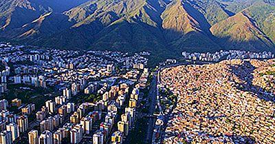 Las Ciudades Más Peligrosas Del Mundo