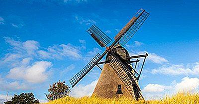 Die Extremsten Punkte Von Dänemark