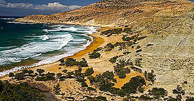 De Mest Ekstreme Punktene I Hellas
