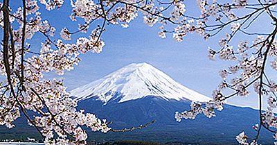 De Mest Ekstreme Punktene I Japan