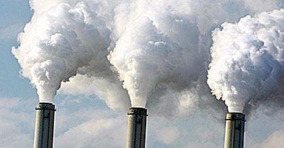 Die Am Meisten Verschmutzten Städte Der Welt