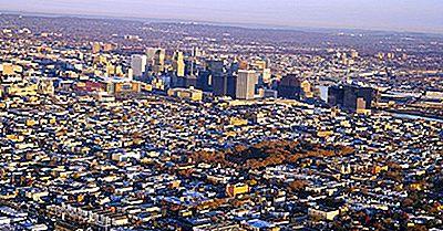 Les Villes Les Plus Peuplées Du New Jersey
