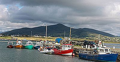 De Mest Befolkade Irländska Öarna