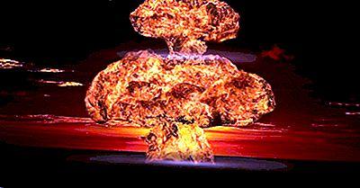 Las Bombas Más Poderosas En La Historia