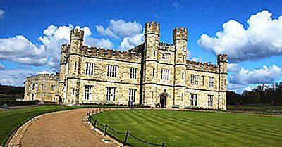 Los Sitios Históricos Más Visitados En Inglaterra