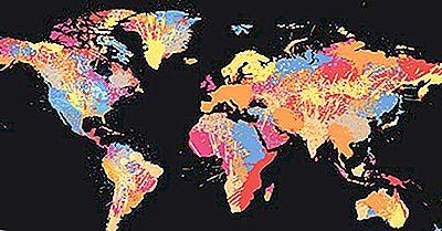 Os Próximos 10 Países: As Mais Novas Nações Do Mundo